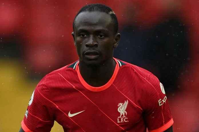 Sadio Mane Sentil Bursa Transfer Klub dengan Cara Halus