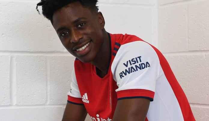 RESMI! Arsenal Umumkan Transfer Albert Sambi Lokonga Seharga 304 Milyar