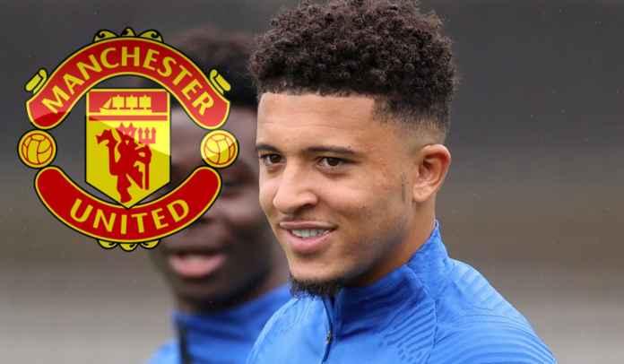 Borussia Dortmund Akhirnya Konfirmasi Transfer Jadon Sancho ke Manchester United