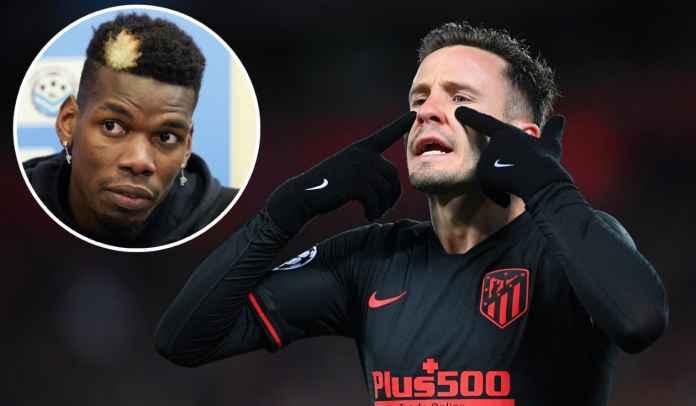 Paul Pogba Mungkin ke PSG, Man Utd Tingkatkan Pengejaran Pada Saul Niguez