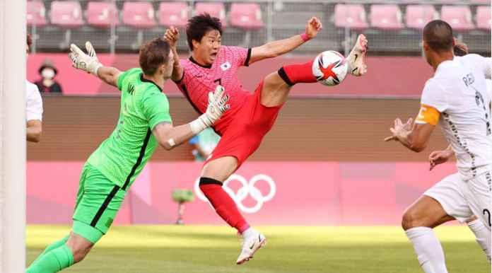 Hasil Selandia Baru vs Korea Selatan: Serdadu Taegeuk Luar Biasa Dominan Tapi Gagal Gol