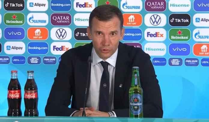 Bos Ukraina Sebut Inggris Tim Paling Diuntungkan di Babak Empat Besar Euro 2020