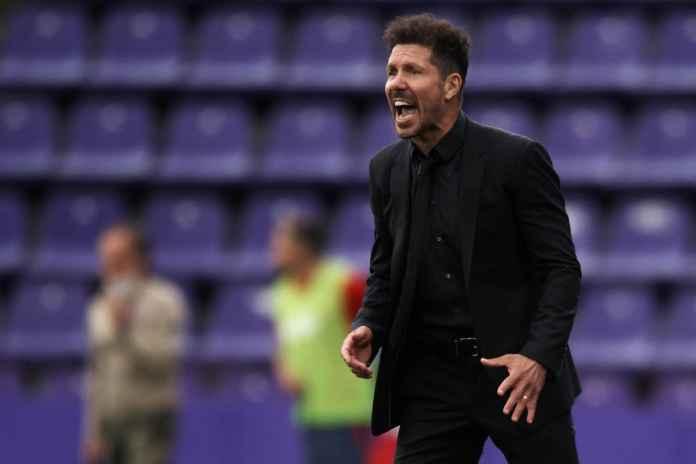 Simeone Inginkan Tambahan di Lini Serang Atletico