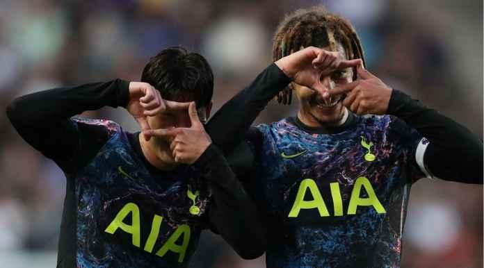 Son Heung-Min, Dele Alli dan Lucas Moura Spesialis Pencetak Gol Tottenham