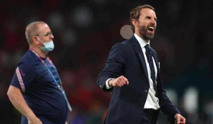 Gareth Southgate Sebut Sepak Bola Inggris Saat Ini Belum Mencapai Level Italia