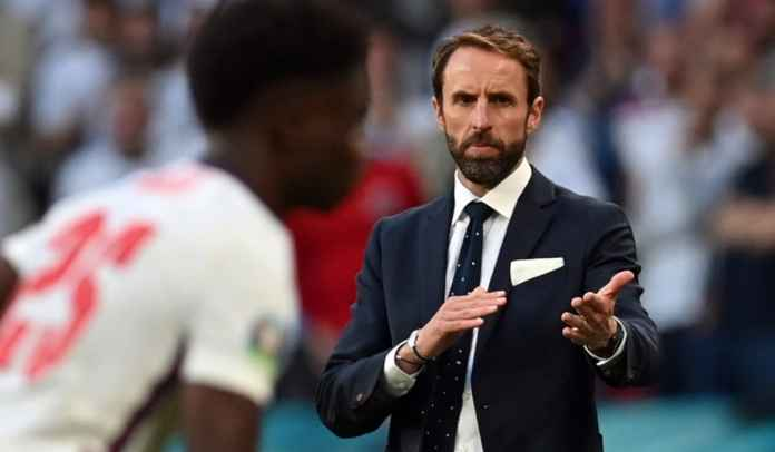 Gareth Southgate Minta Fans Inggris Tidak Mencemooh Lagu Kebangsaan Italia