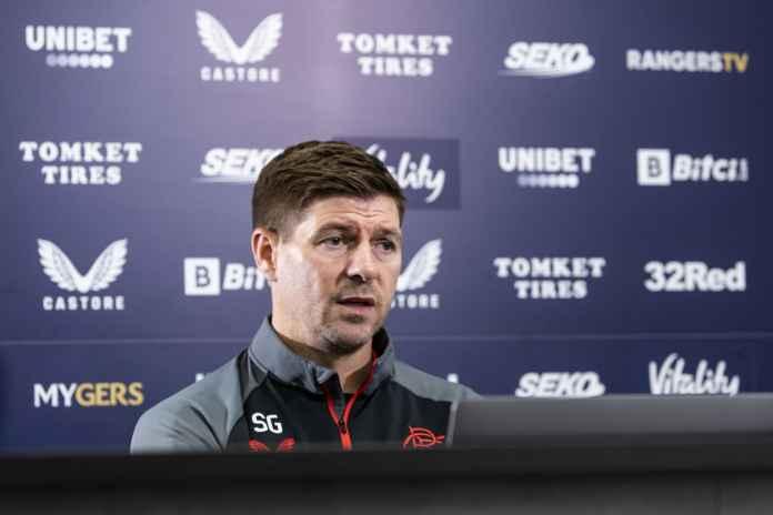 Steven Gerrard Beri Nasehat Penting ke Skuad Rangers