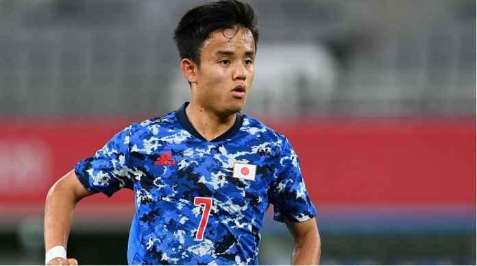 Hasil Jepang vs Afsel, Bintang Real Madrid Pastikan Samurai Biru Kantongi 3 Poin