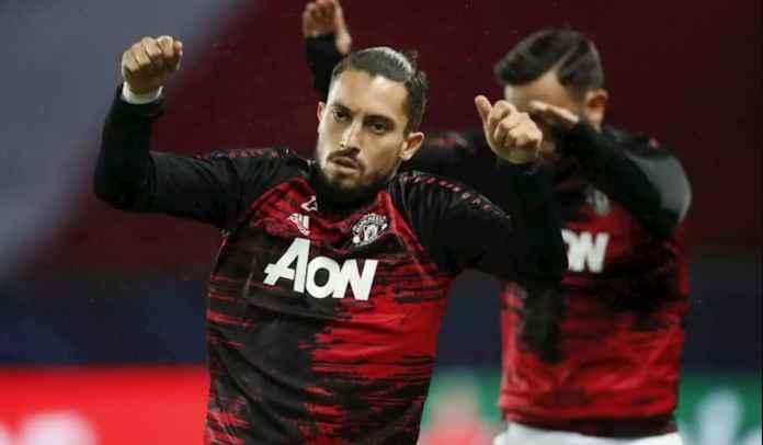 Inter Milan & Roma Cuma Ingin Pinjam Alex Telles, Manchester United : Beli Dong!