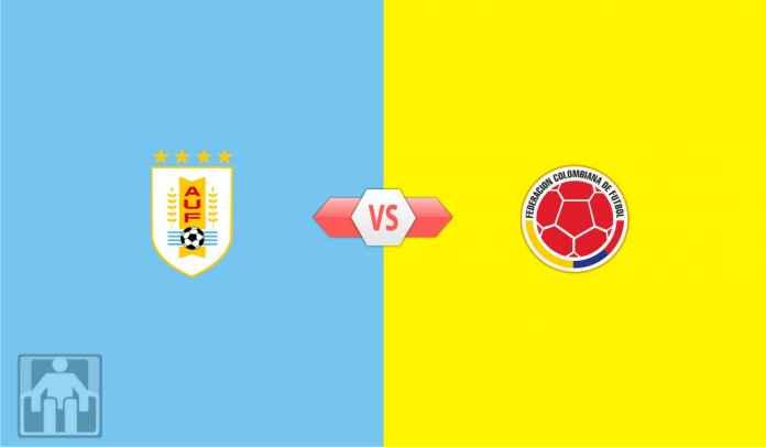 Prediksi Uruguay vs Kolombia, Perempat Final Copa America 2020, Minggu 4 Juli 2021