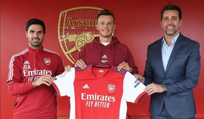 RESMI : Arsenal Tuntaskan Transfer Ben White Senilai 1 Trilyun