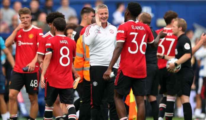 Man Utd Batalkan Laga Persahabatan Kontra Preston Karena Kasus Covid