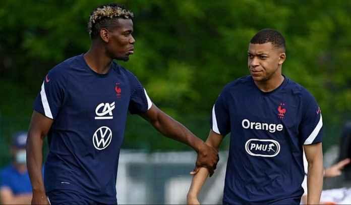 Paris Saint-Germain Harap Transfer Paul Pogba Bisa Yakinkan Kylian Mbappe Bertahan