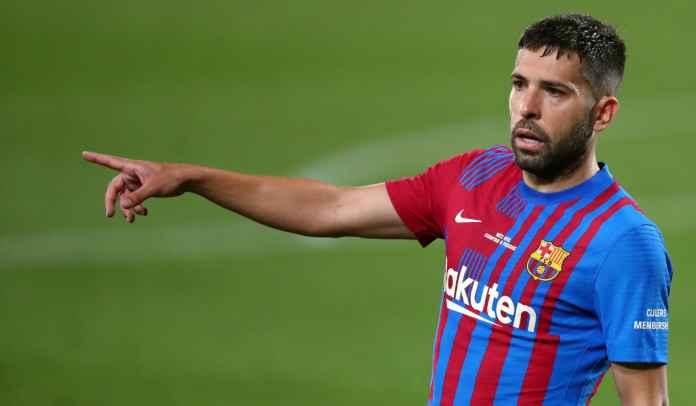 Dikecam Fans Barcelona Karena Dianggap Bikin Lionel Messi Pergi, Jordi Alba Angkat Bicara