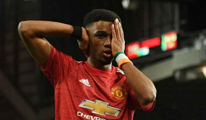 Transfer Amad Diallo ke Feyenoord Batal Karena Cedera, Terpaksa Jadi Penghangat Bench Man Utd