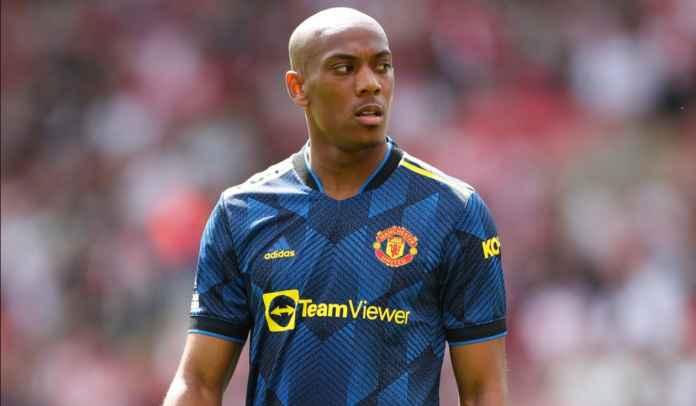 Rio Ferdinand Kritik Bos Man Utd, Ngapain Masih Mainkan Anthony Martial Sebagai Striker?