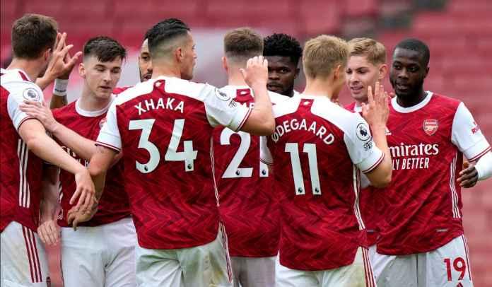 Undian Piala Carabao : Nggak Main di Eropa, Arsenal Harus Mulai dari Putaran Kedua