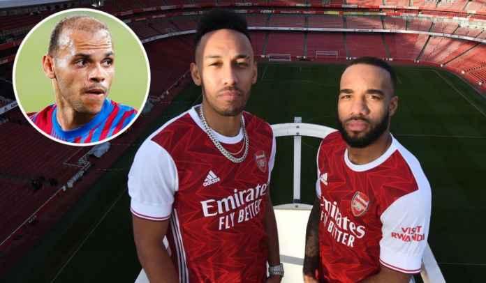 Kejutan, Koeman Butuh Striker Baru, Barcelona Bidik Dua Striker Tua Arsenal Ini