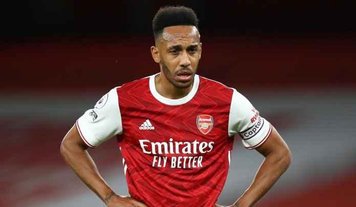 Pierre-Emerick Aubameyang Akan Lewatkan Pertandingan Brentford vs Arsenal