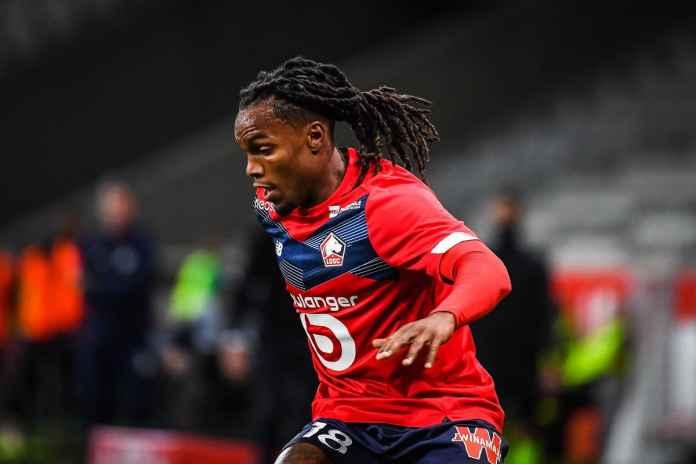 Barcelona Jalin Kontak dengan Lille untuk Boyong Sanches