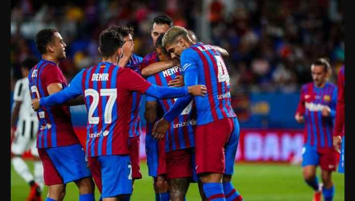 Hasil Barcelona vs Juventus: Trofi Pertama Barca Tanpa Kehadiran Lionel Messi