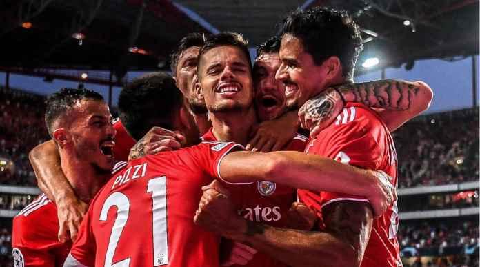 Hasil Play-off Liga Champions: Bekas Klub David Luiz dan Axel Witsel Lolos ke Penyisihan Grup