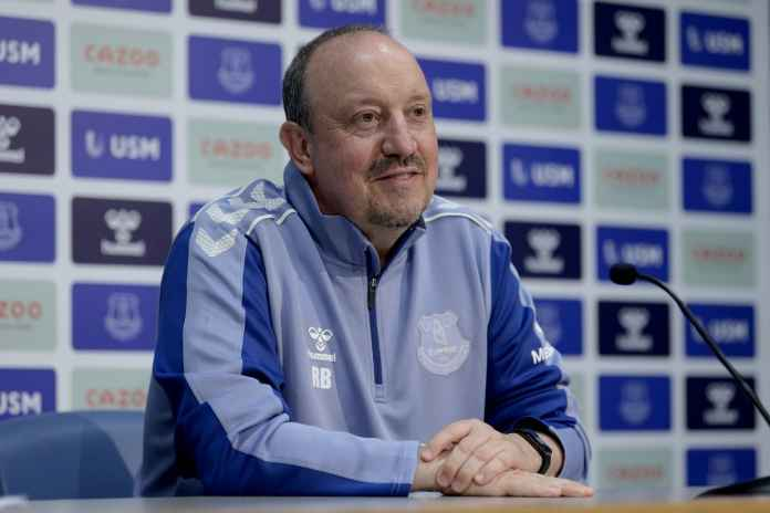 Benitez Pede Everton Rekrut Wajah Baru Jelang Deadline
