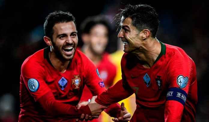 Demi Ballon d'Or, Ronaldo Minta Pindah ke Man City, Ditukar Silva & Laporte