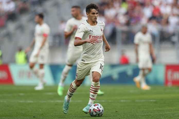 Brahim Diaz Pede Pakai Nomor 10 di Milan