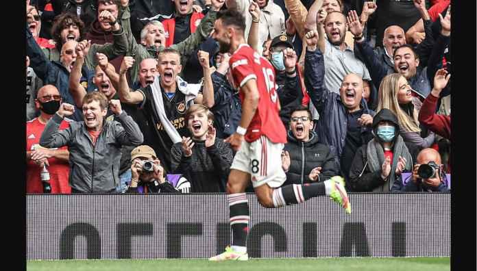 Bruno Fernandes Top Skor Liga Inggris Dengan 3 Gol, Hanya Dari Laga Pertama Lawan Leeds United!