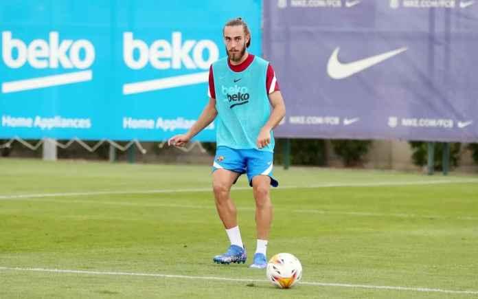Butuh Bek, Barcelona Percepat Sembuhkan Mingueza