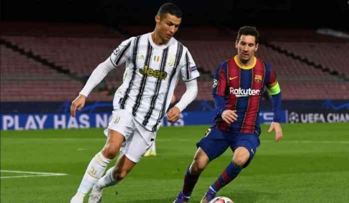 Termasuk Ronaldo, Ini Skuad Lengkap Juventus vs Barcelona di Trofi Joan Gamper