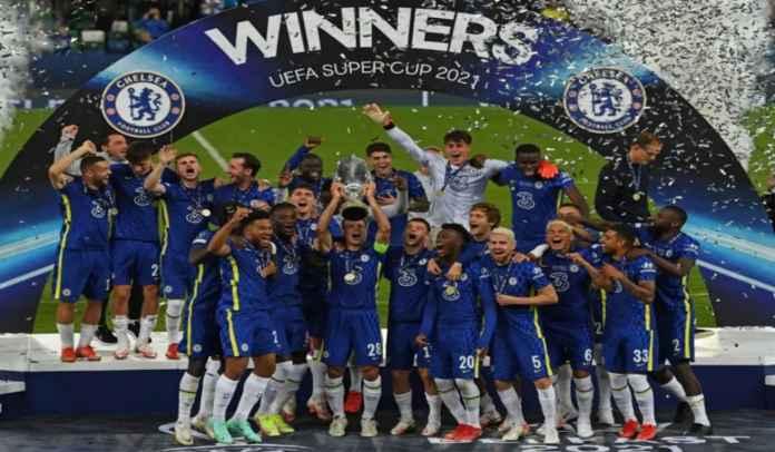Keberuntungan Penalti Chelsea Usai Selalu Kalah di Piala Super Sebelumnya