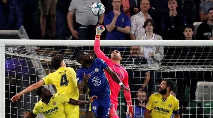 Hasil Chelsea vs Villarreal: Hadiah 84,4 Milyar Piala Super Eropa Direbut The Blues Usai 16 Penalti!