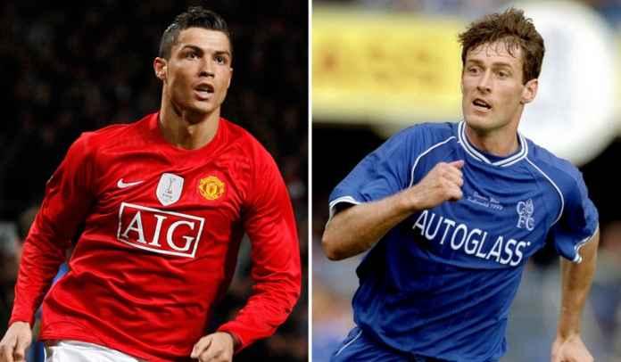 Mantan Chelsea Nyinyir, Sebut Ronaldo Tak Bakal Bikin Man Utd Jadi Pesaing Gelar