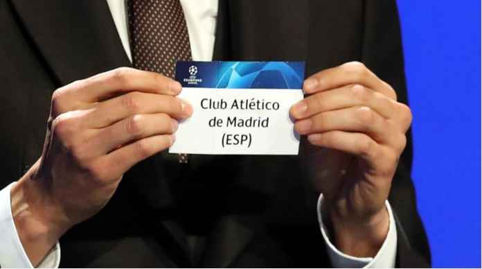 Finalis Tiga Kali Atletico Madrid Masuk Grup B Dalam Drawing Liga Champions