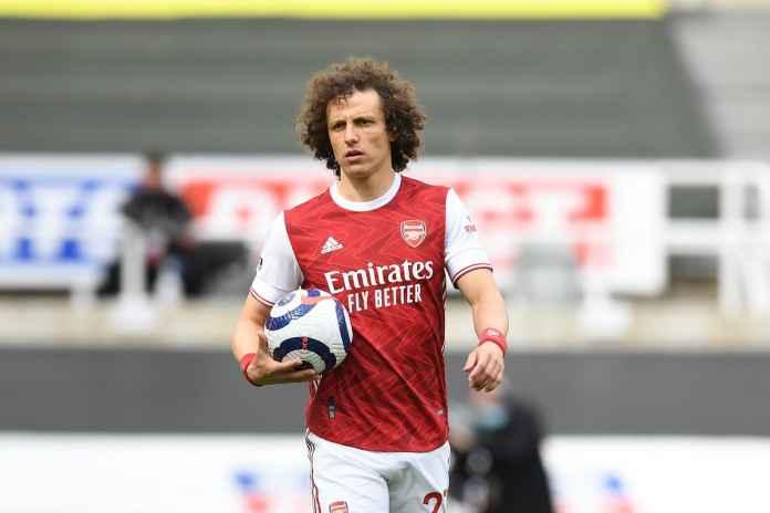 David Luiz Jelaskan Alasan Cabut dari Klub Asal London