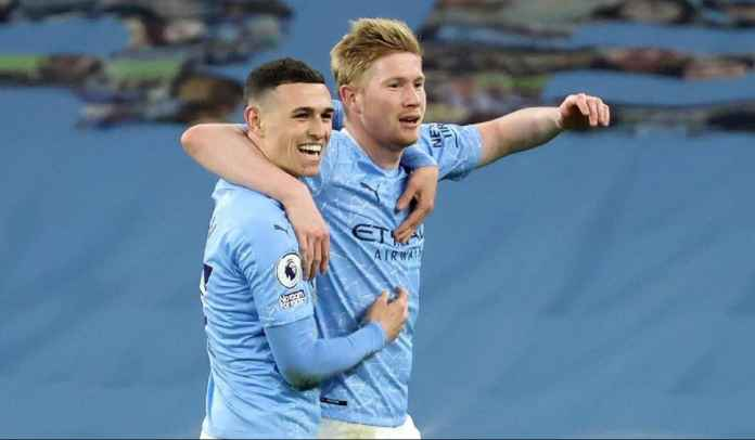 Bos Man City Pep Guardiola Update Kondisi Cedera Phil Foden & Kevin de Bruyne