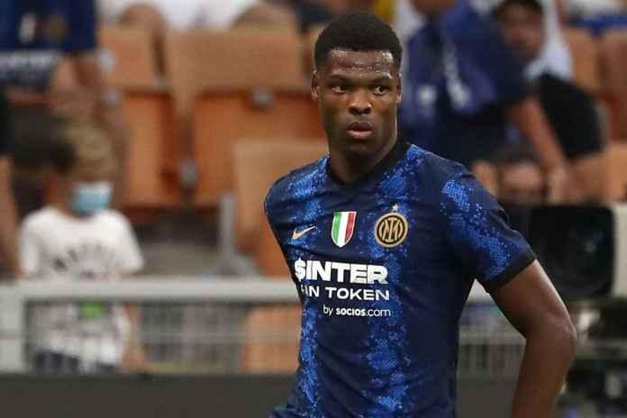 Denzel Dumfries Ungkap yang Merayunya Pindah ke Inter