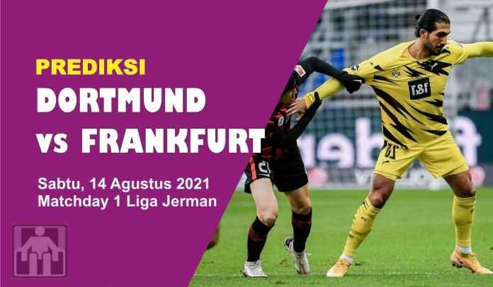 Prediksi Borussia Dortmund vs Eintracht Frankfurt, Matchday 1 Liga Jerman, Sabtu 14 Agustus 2021