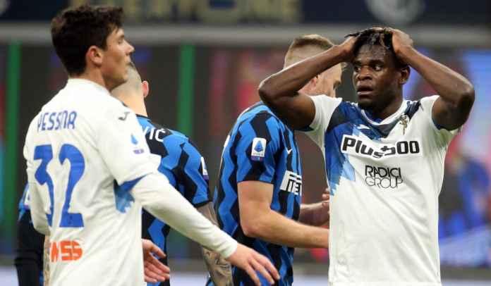Inter Milan Tolak Permintaan Harga Transfer Atalanta Untuk Duvan Zapata