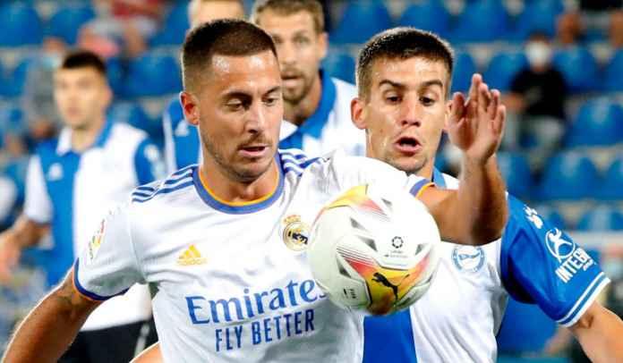 Eden Hazard Sebut Dirinya Sudah Move On dari Masalah Cedera Pergelangan Kaki