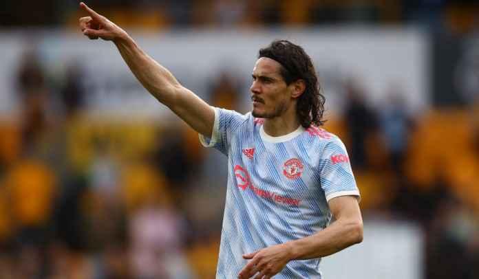 Diancam Ole Gunnar Solskjaer, Edinson Cavani Akhirnya Batal Perkuat Timnas Uruguay