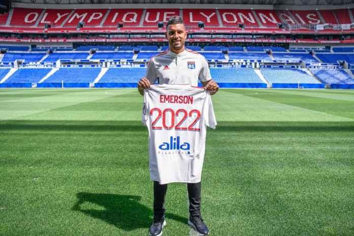 Emerson Palmieri Ungkap Targetnya di Lyon