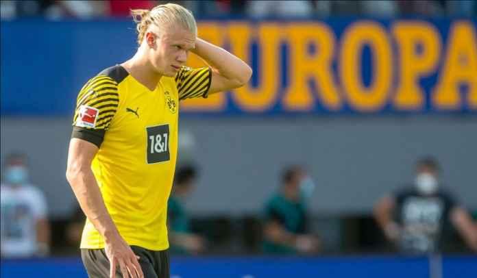 Borussia Dortmud Beri Peringatan ke Paris Saint-Germain Soal Erling Haaland