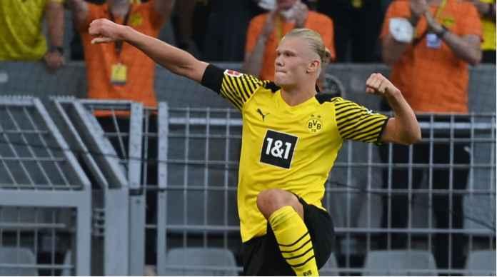 Hasil Dortmund vs Frankfurt: Tak Ada Jadon Sancho Tak Masalah, Erling Haaland 3 Assist, 2 Gol
