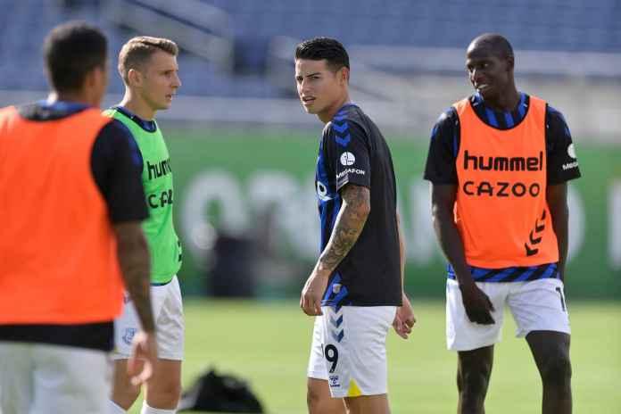 FC Porto Berpotensi Boyong Gelandang Everton