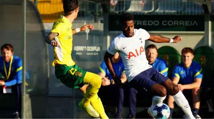 Hasil Ferreira vs Tottenham Tadi Malam: Dihantui Laga Liga Inggris, Nuno Turunkan Skuad Muda dan Kalah!
