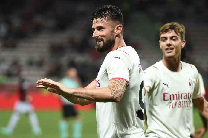 Giroud Ingin Menjadi Mentor di AC Milan