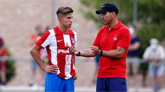 Giuliano Simeone Bikin Malu Bapaknya Saja, Gagal Eksekusi Penalti Atletico Tadi Malam